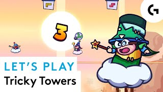 TALL STORIES - Let's play Tricky Towers