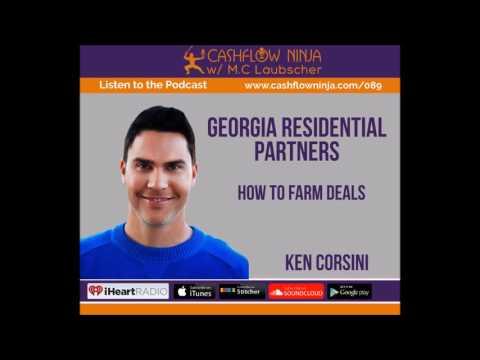 089: Ken Corsini: How To Farm Deals