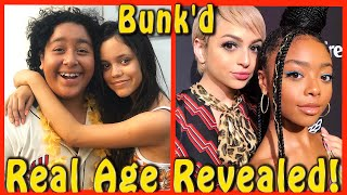 Bunk'd 🔥 Real Age and Life Partners