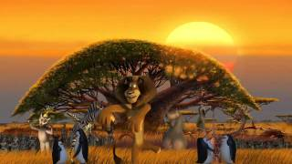 [HD] Official Madagascar: Escape 2 Africa music video | will.i.am - I like to move it, move it