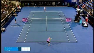 Eugenie Bouchard vs Camila Giorgi - Full Match