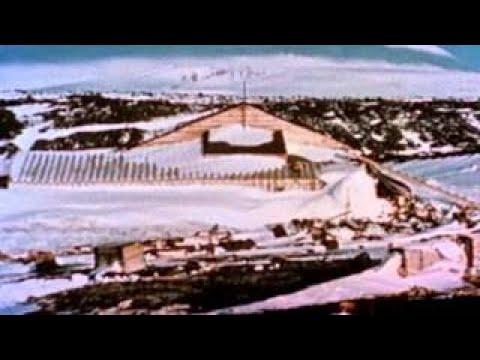 OPERATION DEEP FREEZE 1   Secret U.S. Military Expedition to the South Pole