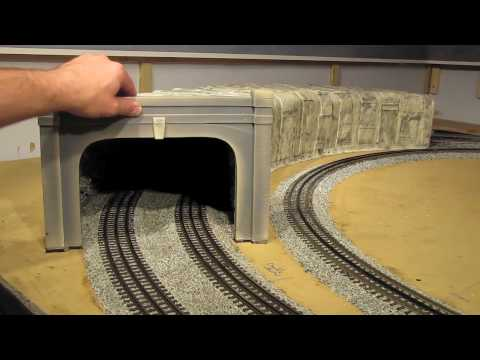 Building O-Scale Tunnels – Part 8 of 8