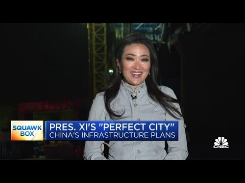 Beijing plowing money into ambitious construction projects