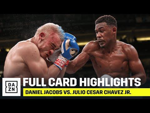 FULL CARD HIGHLIGHTS | Daniel Jacobs Vs. Julio Cesar Chavez Jr.