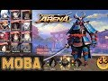 Moba Tapi Grafisnya Edan - Onmyoji Arena (Android Moba)