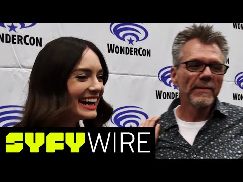 Agents of SHIELD Cast: Madame Hydra's Debut Wondercon 2017  SYFY WIRE
