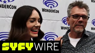 Agents of SHIELD Cast: Madame Hydra's Debut (Wondercon 2017)   Syfy Wire