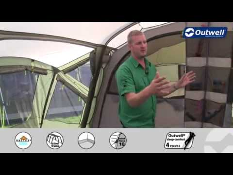 Outwell Montana 5P Tent 2013 - CampingWorld.co.uk