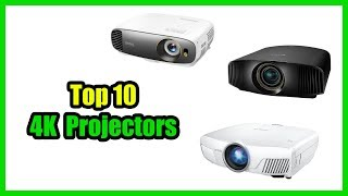 ▶️Best 4K Projectors 2018 - Which Is The Best 4k Projector?