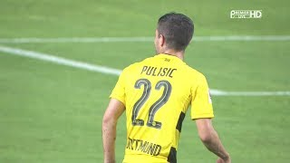 Christian Pulisic vs AC Milan (Neutral) 17-18 HD 720p (18/07/2017) - English Commentary