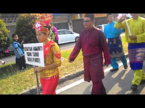 Perbarisan hari kemerdekaan 31 ogos 2015
