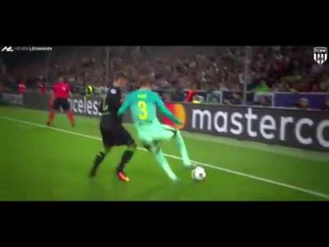 Gerard pique-2017 Defensive Skills-