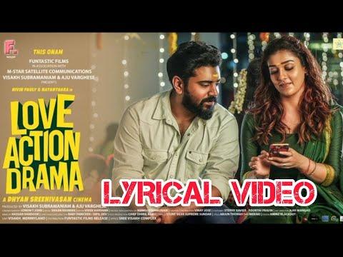 Kudukku Song On The Floor Baby Hit It Like Baby Lyrical Video Malayalam Love Action Drama Songs Youtube