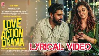 Kudukku Song  On The Floor Baby Hit it like baby //Lyrical Video Malayalam //Love Action Drama Songs