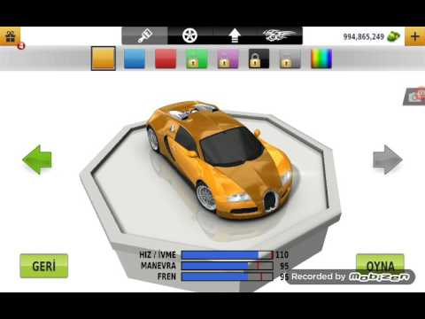 Android Oyun Club Traffic Racer Hile