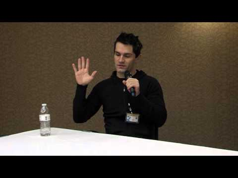 Sam Witwer Exclusive Visioncon 2016 Interview