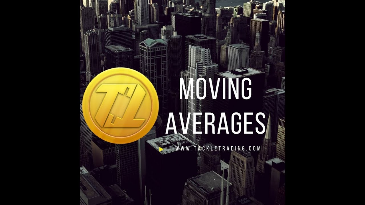 Do you use Moving Averages? | Tackle Trading - Tackle