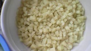 Как приготовить московский салат
