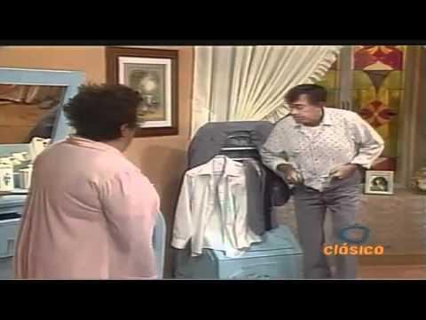 Chachita y El Pichi en Nosotros Los Gomez en 1989