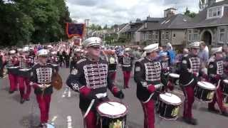 The County Orange Lodge of Central Scotland - Motherwell BIG Walk 2015