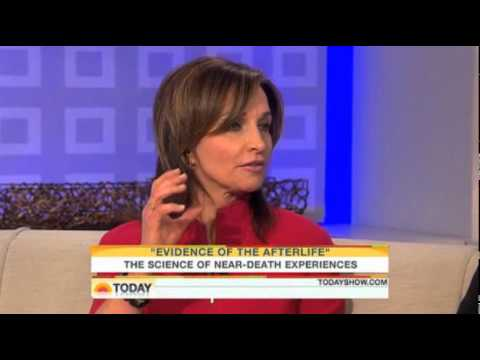 Doctor claims he has evidence of the afterlife - Dr. Jeffrey Long on the Today Show