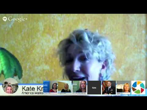 NPHW Active Transportation Hangout on Air