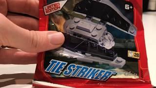 LEGO Star Wars TIE Striker  912056  Polybag