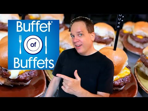 Buffet of Buffets Las Vegas - How To Eat It All In 24 Hours