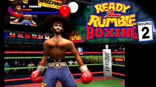 Ready 2 Rumble Boxing: Round 2 ... (PS2)