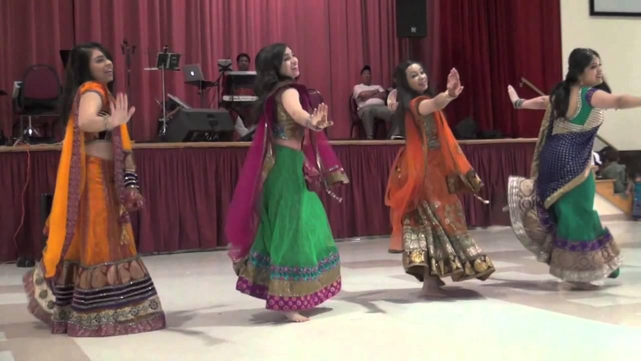 urvi and neil wedding garba dance youtube