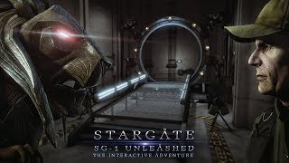 Stargate SG-1: Unleashed - GAMEPLAY + Download