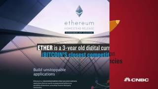Ethereum is the better investment then Bitcoin!!