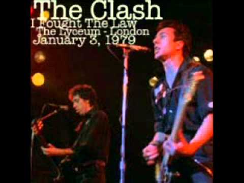 Show Full - The Clash live in Lyceum3 Jan 1979