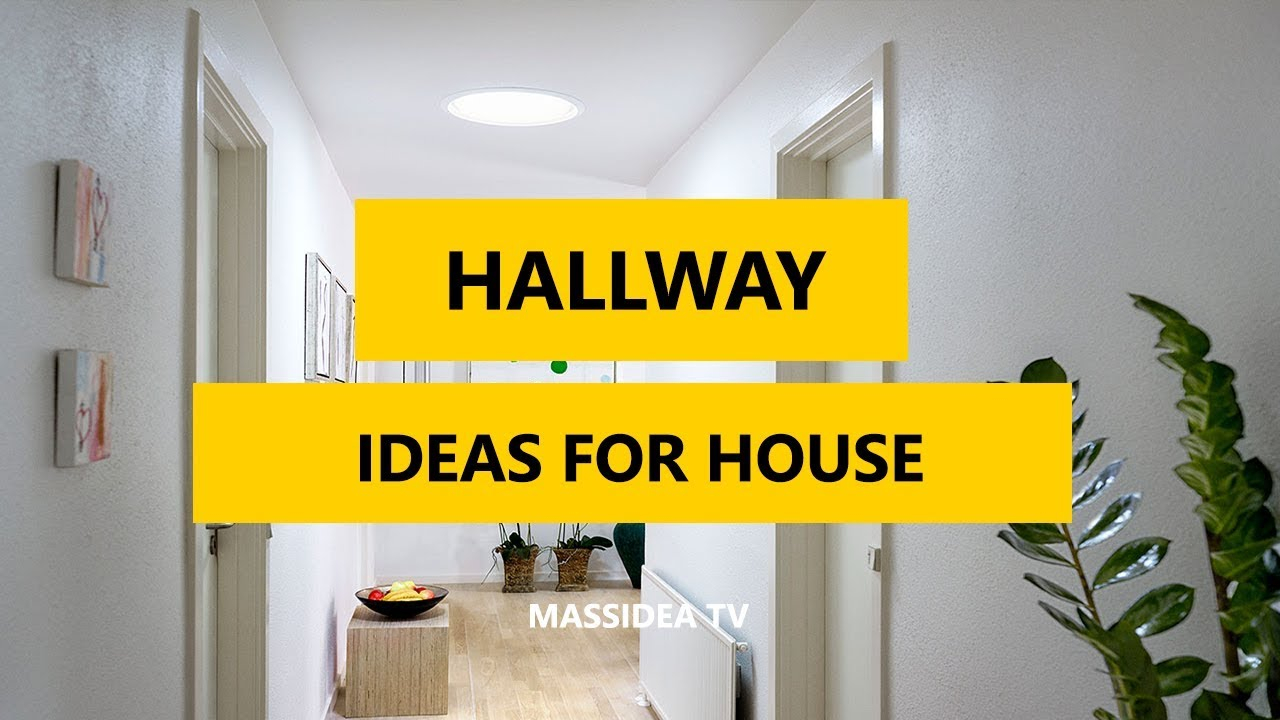 65+ Best Hallway ideas for House in 2018 - YouTube