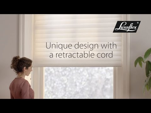 Silhouette® Shades with SmartCord® operation from Luxaflex®