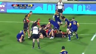 Chiefs Highlanders 2012 Rugby Highlights 2017 Video