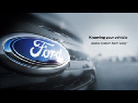 Audio System From Sony | Knowing Your Vehicle | Ford Canada