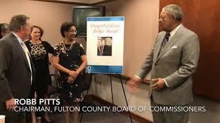 Retirement celebration for Judge Gail Tusan