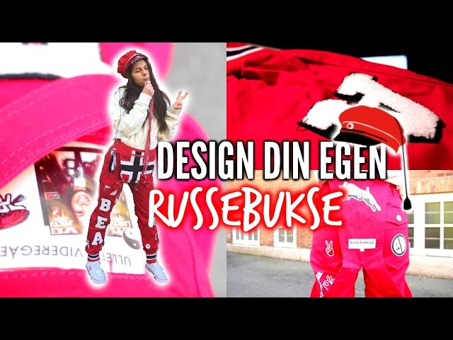 RUSSEBUKSE » Design + RUSSEKORT-GIVEAWAY! ⚡️