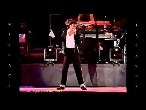 Michael Jackson - Billie Jean - Live In Sydney HWT 1996 - ReVised - High Definition