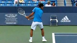 novak djokovic forehand and backhand in slow motion 210 fps youtube