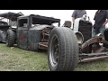 Lust for Rust - Rat Rods at Muscle Car Madness 2017 - The beauty of iron oxide.