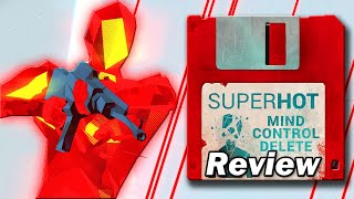 SUPERHOT: MIND CONTROL DELETE Review (PC) (Video Game Video Review)