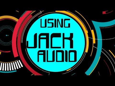 Using Jack Audio with Bitwig, Ableton and Logic...Sort of.