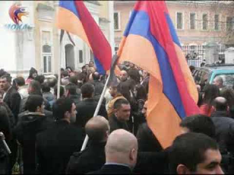 24 апреля 2010г. КИЕВ. День памяти жертв геноцида армян.