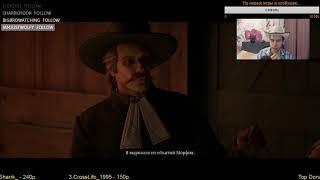 ЗАПИСЬ СТРИМА - Red Dead Redemption 2 #3: Пьянки, гулянки, стрельба и азартные игры