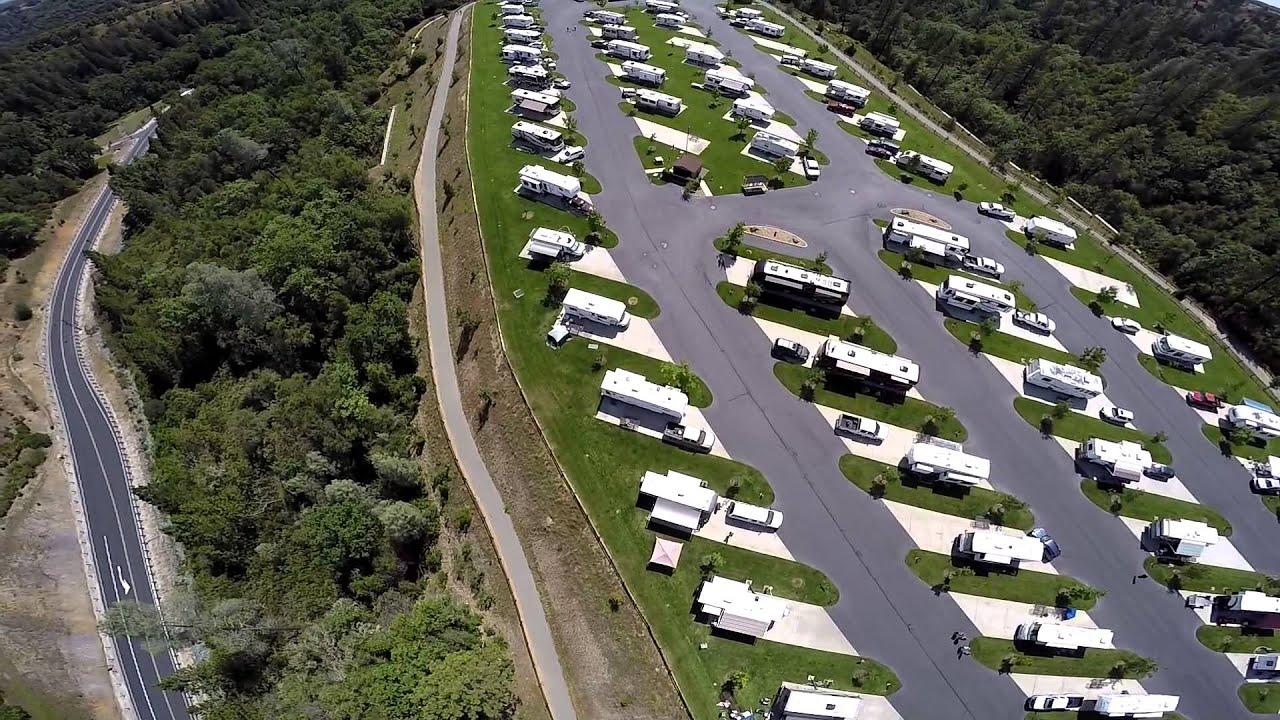 Jackson Rancheria Campground Phantom Flight Youtube