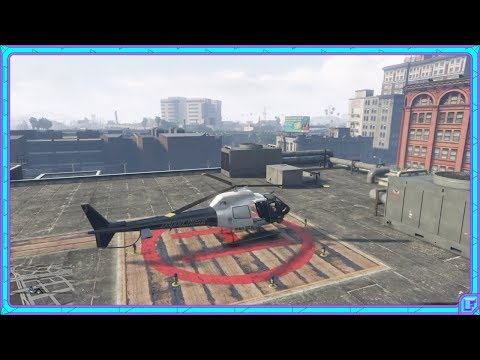 GTAonline Pacific Standard Final *HELICOPTER* Glitch Working!!!