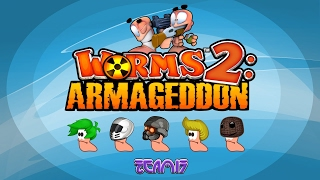 🐛👍Worms 2: Armageddon - By Team17 - PS3 Classic
